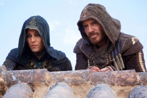 "Assassin's Creed movie ""has a very old-school feel"""