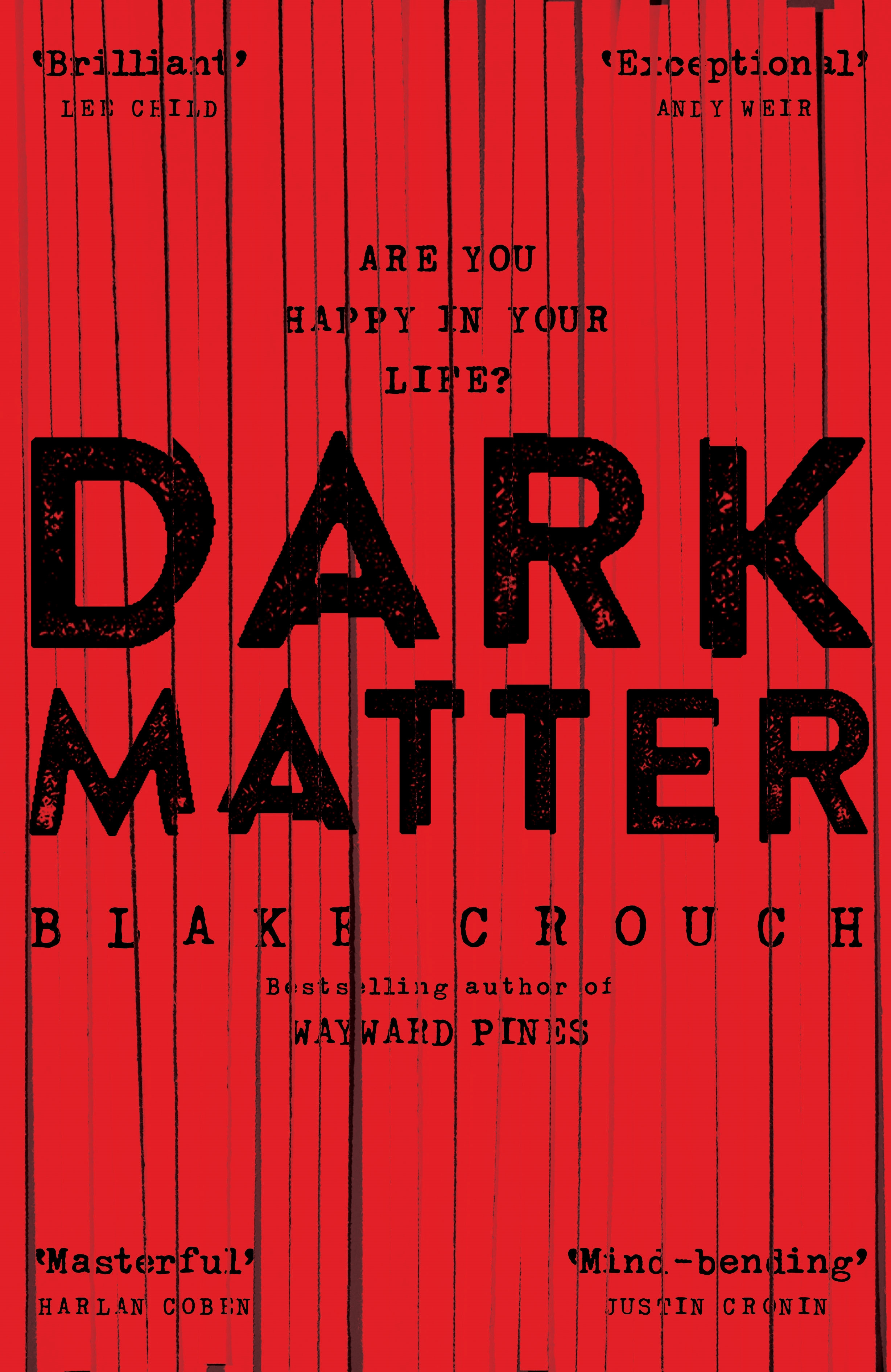 Dark Matter by Blake Crouch book review   SciFiNow - The ...