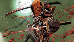 Deathstroke will be Batman solo movie villain