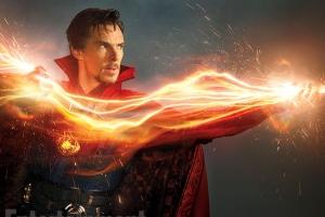 Doctor Strange summons Community creator for rewrites