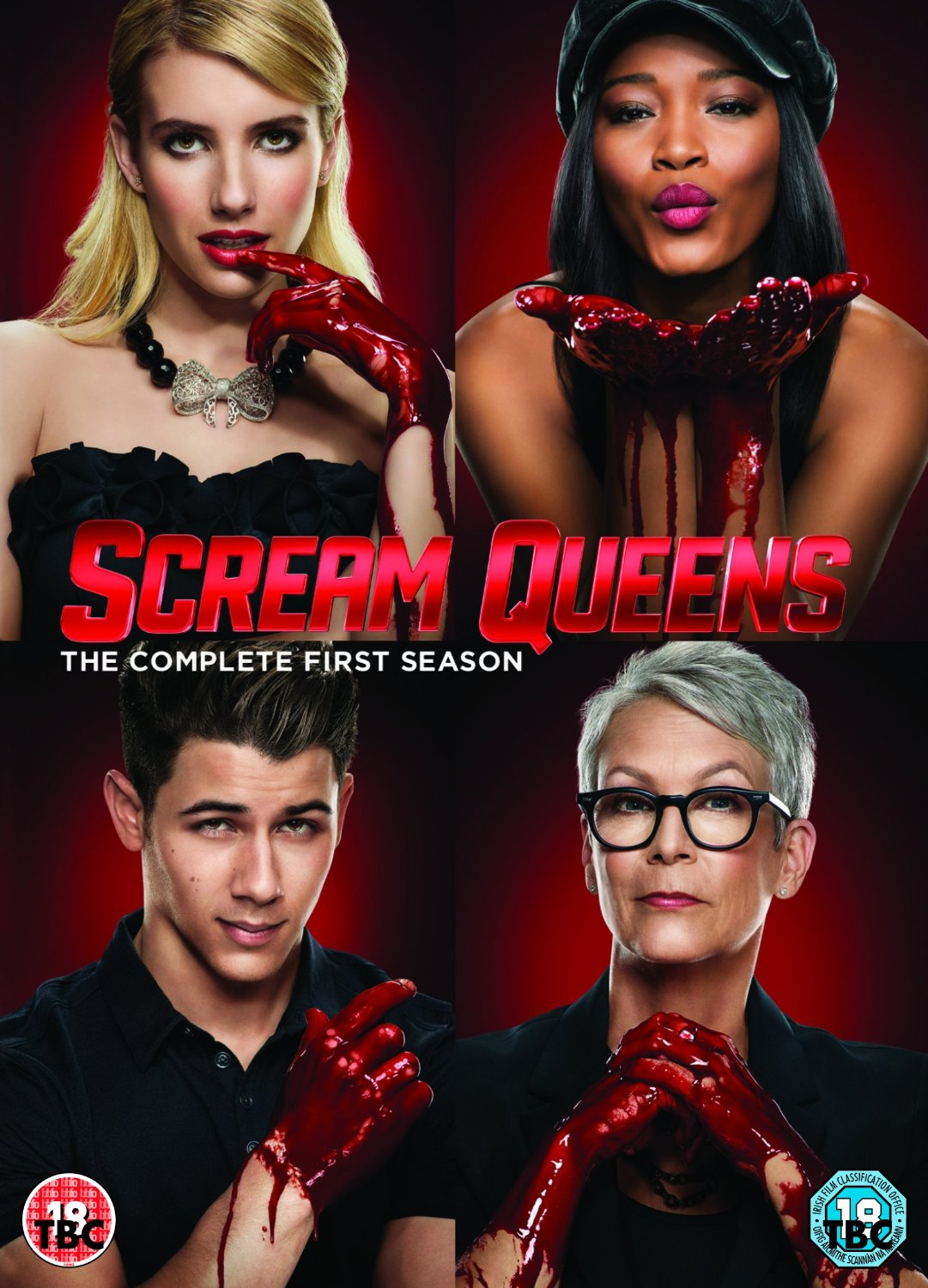 Scream Queens Season 1 DVD review