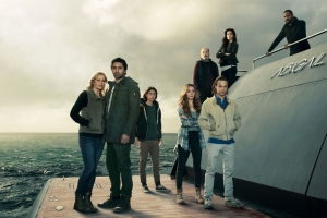 "Fear The Walking Dead Season 2b has ""a different look and feel"""