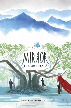 Mirror: The Mountain by Emma Ríos and Hwei Lim graphic novel review