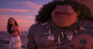 Moana TV spot takes to the ocean