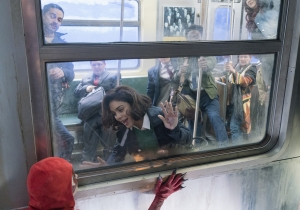 Powerless: Vanessa Hudgens on NBC's anti-superhero series
