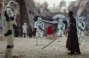 "Rogue One: Tony Gilroy ""supervising"" Star Wars spin-off reshoots"
