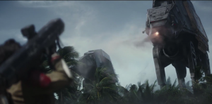Rogue One: New Trailer takes the fight to the Empire