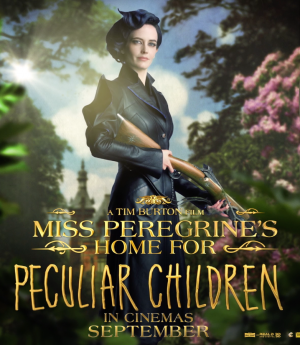 Miss Peregrine's Home For Peculiar Children motion posters