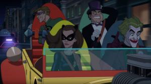 Batman: Return Of The Caped Crusaders trailer and art stop jaywalking