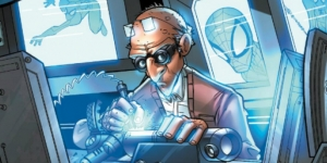 Spider Man Homecoming casts the Tinkerer