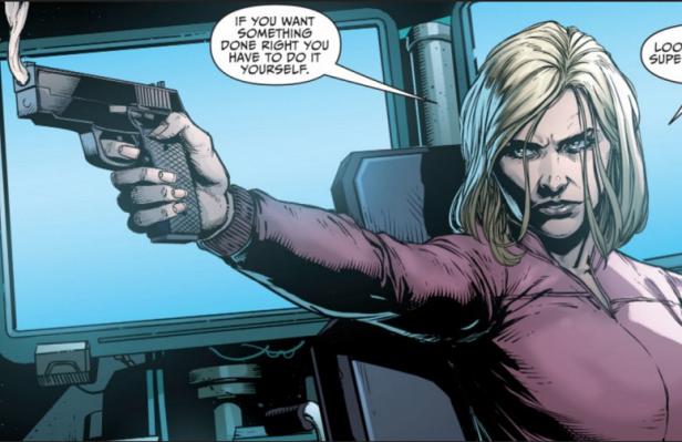Supergirl Season 2 Lena Luthor
