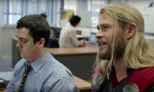 While You Were Fighting: Find out what Thor was up to