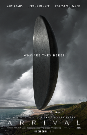 Arrival posters land in Montana, Shanghai and… Devon