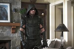 Arrow Season 4 Blu-ray review