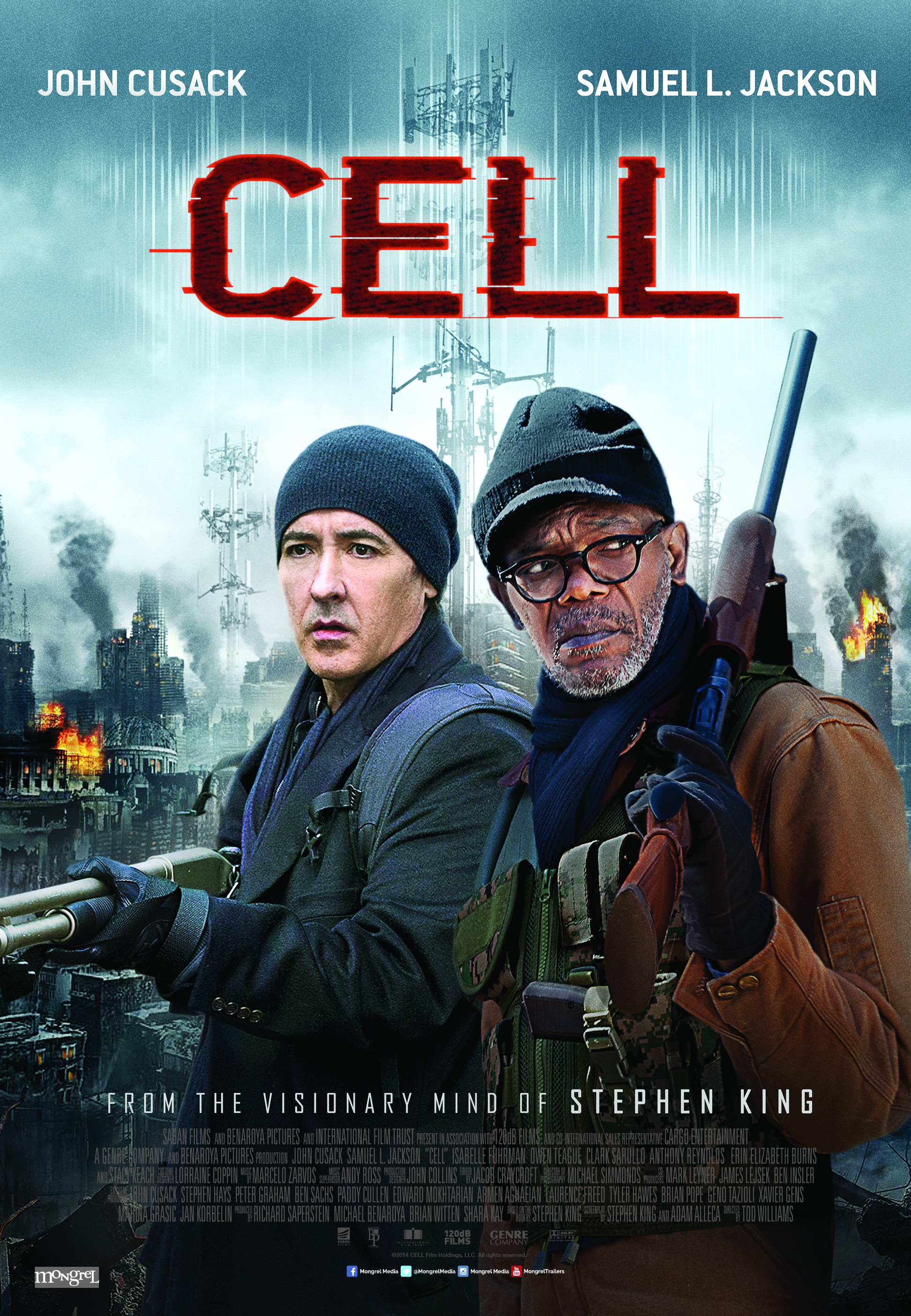 Cell film review: turn off your phone