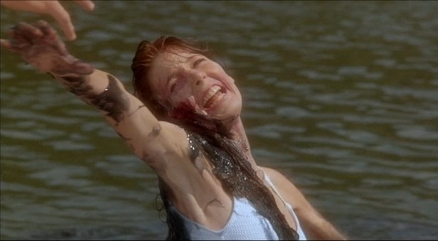 The Raft sequence in Creepshow 2