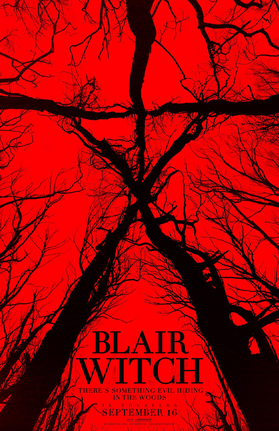 Blair Witch film review: back in the woods