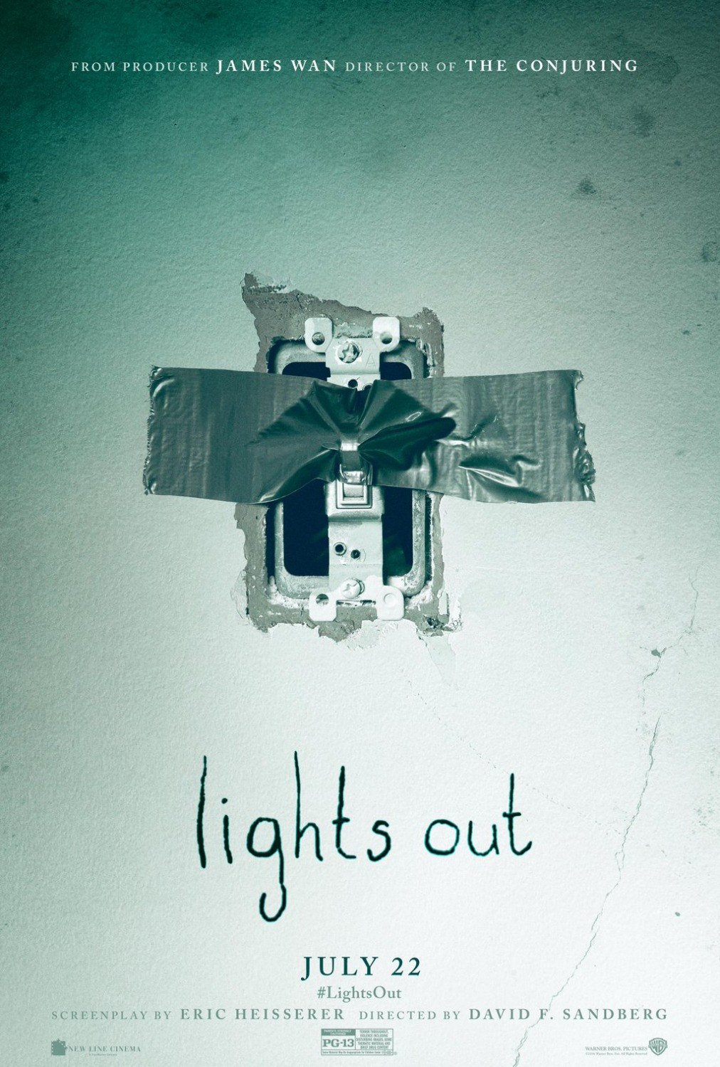 Lights Out film review: terror in the dark