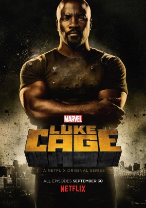 Luke Cage new poster means business, is smoking hot