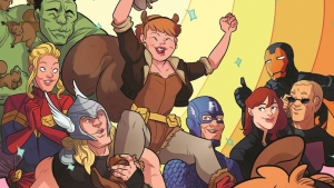 New Warriors TV series in development; could star Squirrel Girl