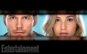 Passengers first look: Pratt & J-Law lost in space
