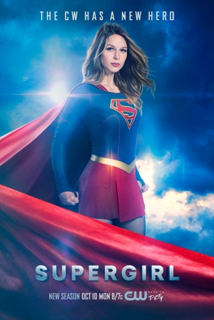 Supergirl Season 2 new poster gets its business face on