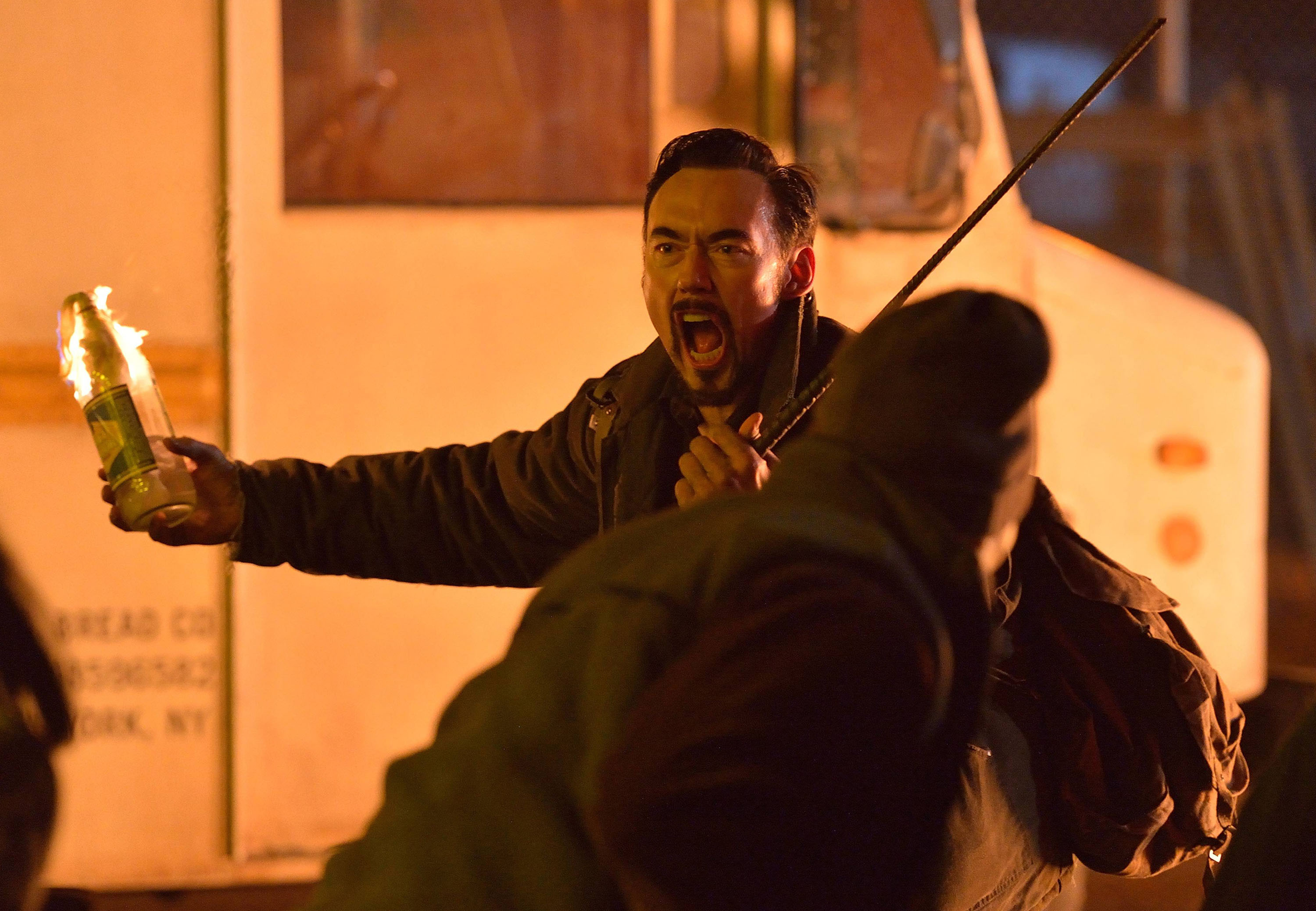 "THE STRAIN ""Creatures of the Night"" -- Episode 8 (Airs Sunday, August 31, 10:00 pm e/p) -- Pictured: Kevin Durand as Vasily Fet -- CR: Michael Gibson/FX"