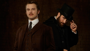"Time After Time is ""a mash-up of HG Wells' greatest hits"""