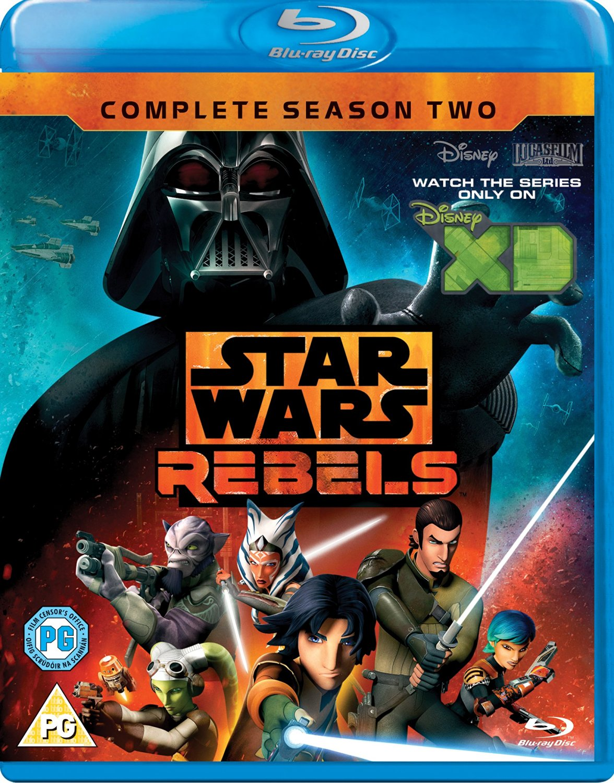 Star Wars Rebels Season 2 review