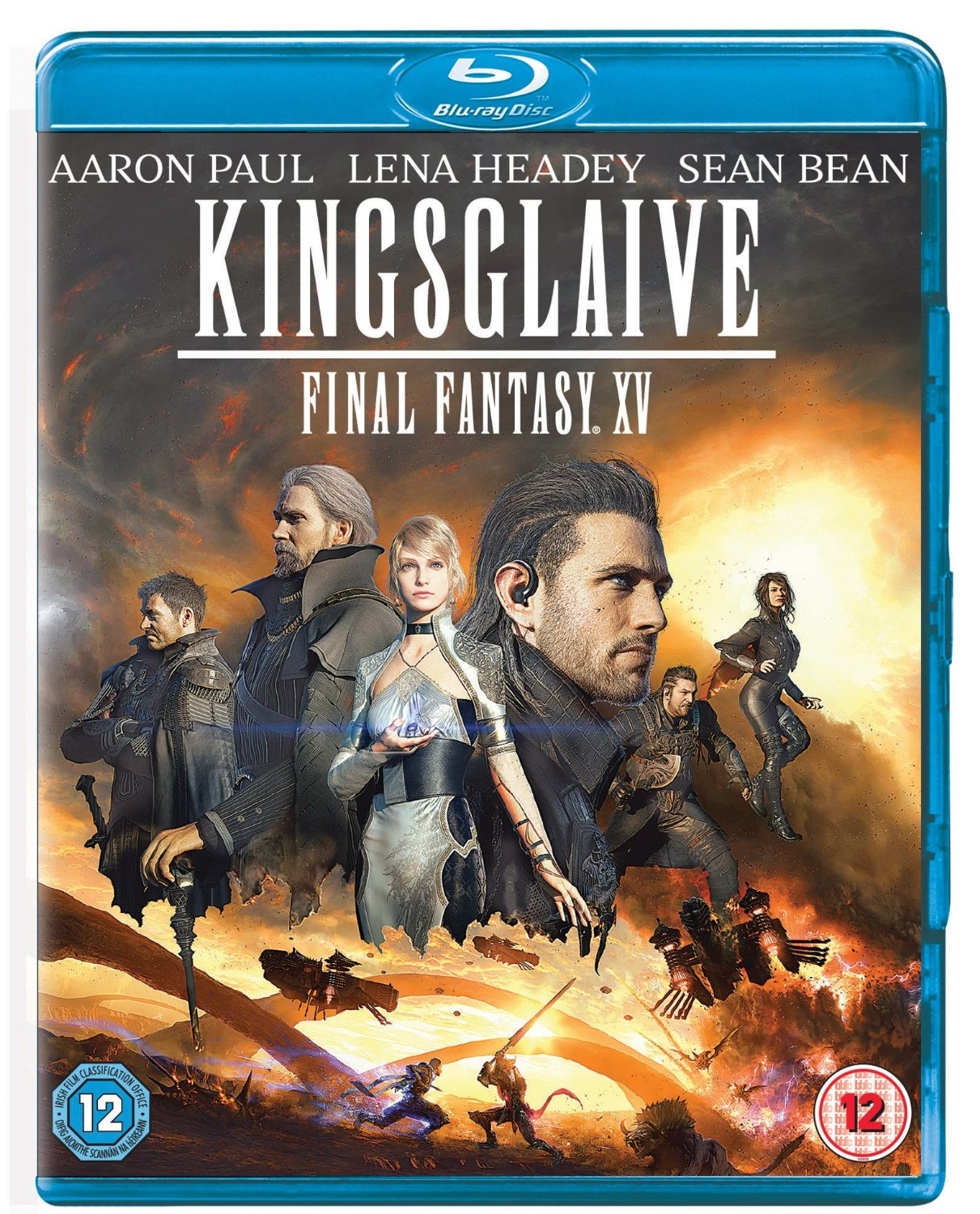Kingsglaive Final Fantasy XV film review