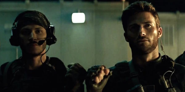 Scott Eastwood as GQ in Suicide Squad. The guy on the right.