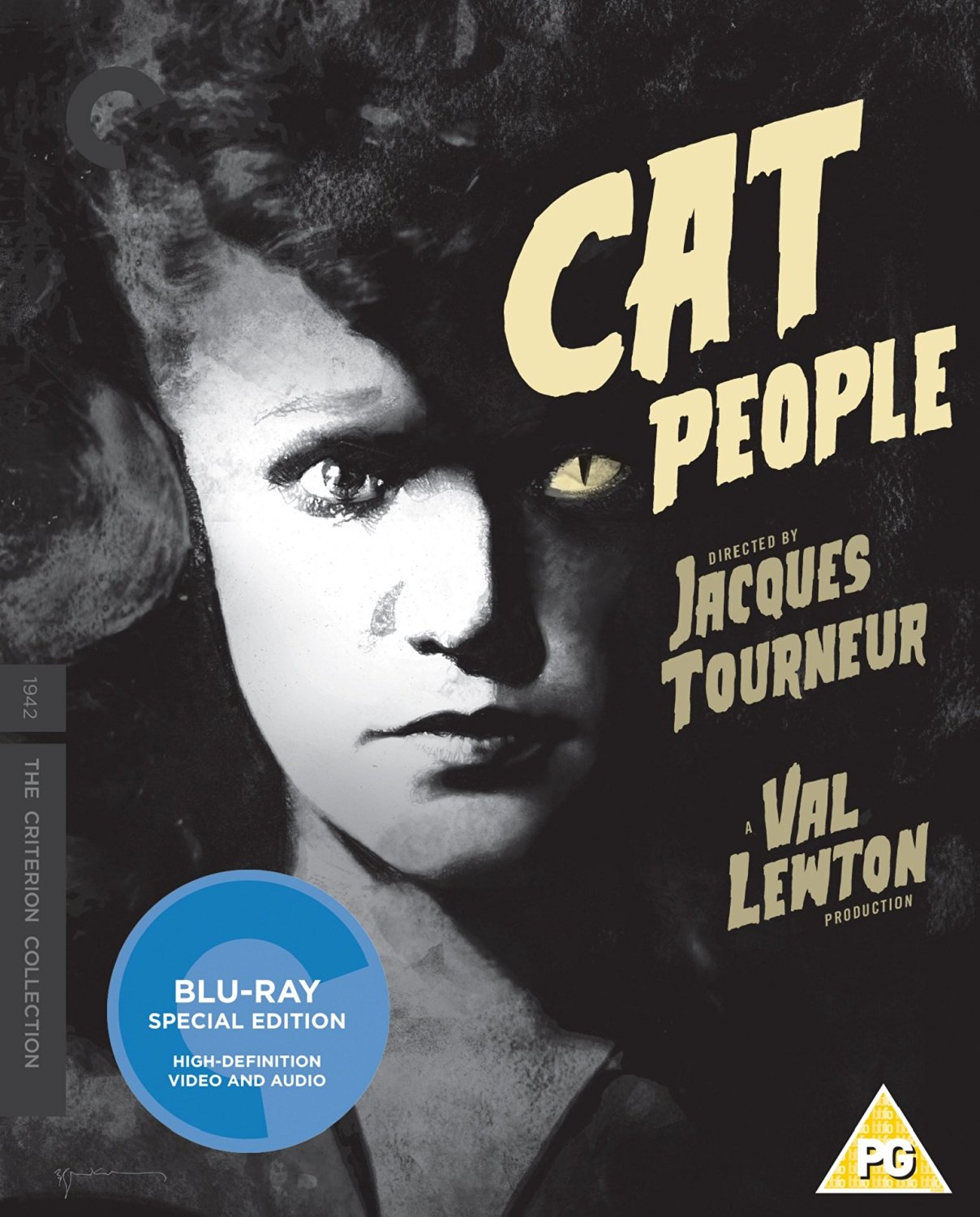 Cat People Blu-ray review: feline fear