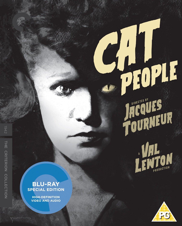 Cat People Blu-ray review: feline fear