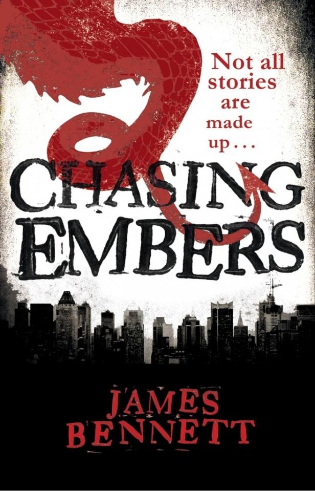 Chasing Embers James Bennett
