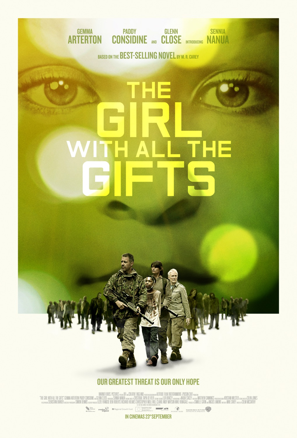 The Girl With All The Gifts film review: bleak but brilliant?