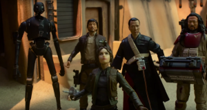 Rogue One: Go Rogue Chapter 2 continues the story