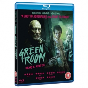 Win a Blu-ray copy of Green Room – Own it from September 19th