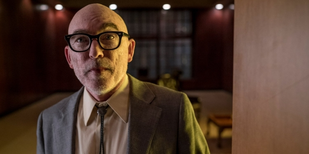Jackie Earle Haley as Odin Quincannon in Preacher