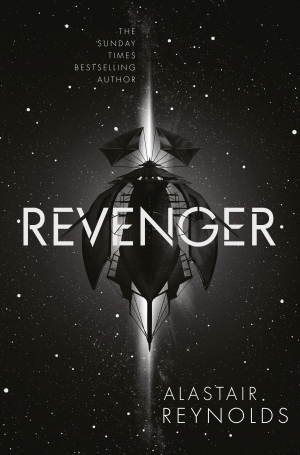 Revenger by Alastair Reynolds book review