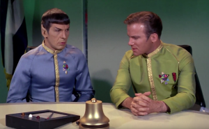 Star Trek 50th anniversary TV & Movie collection clips are crisp as hell