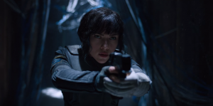 Ghost In The Shell teasers show Scarlett Johansson and Beat Takeshi