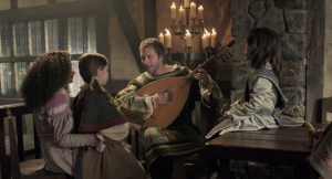 Warcraft deleted scene features a Chesney Hawkes lute solo