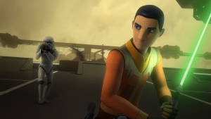 "Star Wars Rebels Season 3 ""is Empire Strikes Back.5"""
