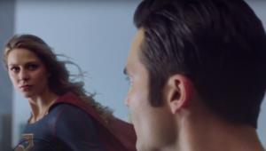 Supergirl Season 2 trailer shows Superman in flight