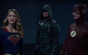 Superhero Fight Club 2.0 trailer teams up Arrow, Flash, Supergirl and Legends Of Tomorrow
