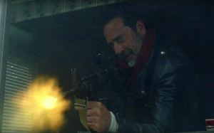 Walking Dead Season 7 trailer sees Negan make some rules
