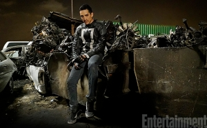 Agents Of SHIELD: first look at Ghost Rider