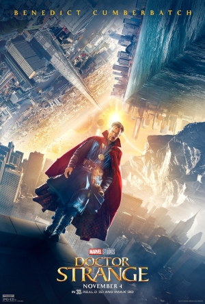 Doctor Strange new posters and stills are mind-bending