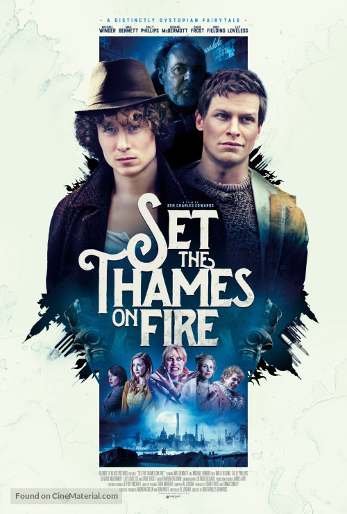 Set The Thames On Fire film review: London's burning