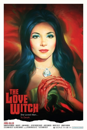 The Love Witch new poster is a work of art